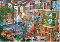 Gibsons puzzel A Work of Art - 1000 stukjes