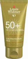 Louis Widmer Zonnebescherming Sun Protection Face Zp Creme Z P Spf50+ 50ml