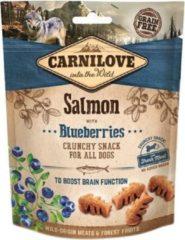 CARNILOVE | Carnilove Crunchy Snack Zalm / Blauwe Bes