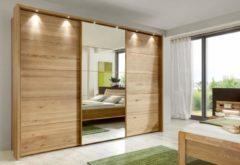 WIEMANN Schwebetürenschrank »Kufstein« mit Spiegeltür, in drei Breiten