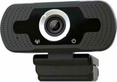 Zwarte Merkloos / Sans marque Gearlab G63 webcam - Full HD 1080P - SONY CMOS Sensor - 8MP 4K Resolutie - Widescreen - Vergaderen - Werk & Thuis - USB - Microfoon - Webcam - Gratis USB HUB
