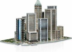 Wrebbit 3D Puzzel - New York, downtown Financial - 925 stukjes
