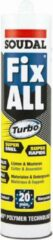 Soudal Fix All Turbo polymeerlijm 290 ml