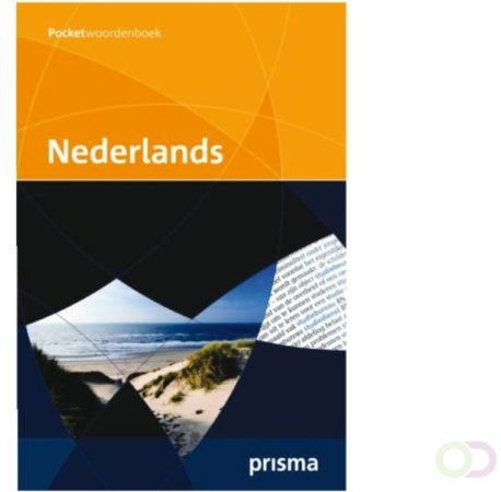 Afbeelding van Woordenboek Prisma pocket Nederlands-Spaans