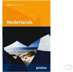 Prisma pocketwoordenboek Nederlands-Spaans - Boek S.A. Vosters (9049100791)