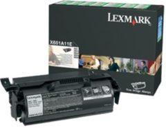 Zwarte Lexmark X651/ X652/ X654/ X656/ X658/ toner cartridge