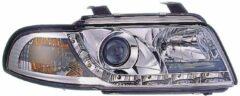 Universeel Set Koplampen DRL-Look Audi A4 B5 1995-1998 - Chroom