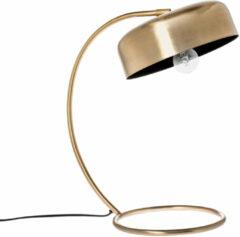 Riverdale NL Tafellamp Bryce goud 46cm