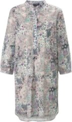 Lange blouse van 100% katoen met 3/4-mouwen Van MYBC multicolour