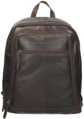 The Chesterfield Brand Rich Laptop Backpack brown C58.015501 backpack