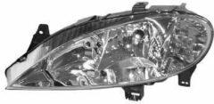 RENAULT KOPLAMP LINKS MET KNIPPERLICHT vanaf 5/'99 H7 + H1