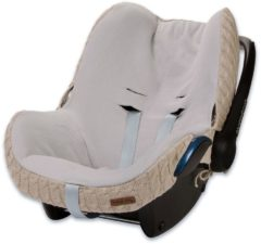 Baby's Only Baby's Only Autostoelhoes Maxi-Cosi Kabel Beige