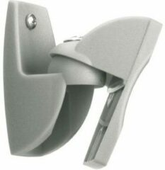 Zilveren Vogel's VLB500\Loudspeaker Support\Clamping Support\Max 5kg\180° Turn\20° Tilt\Silver