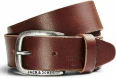 Bruine Jack & Jones Jjipaul Jjleather Belt Noos 12111286 Black Coffee