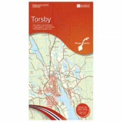 Nordeca - Wander-Outdoorkarte: Torsby 1/50 Auflage 2011
