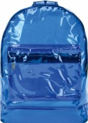 Mi pac. Rucksack mit Laptopfach, »Transparent, blue«