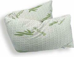 Witte Ondersteunend Lichaamskussen - Body Pillow - Zijslaper Kussen