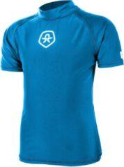 Color Kids Timon SS Tee UPF 50+ Junior Surfshirt - Maat 92 - Unisex - blauw
