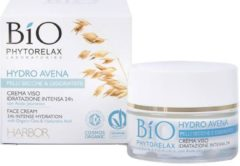 Phytorelax Hydro Avena 24H Intense Hydration Face Cream