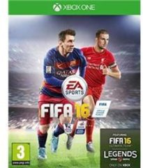 Electronic Arts FIFA 16, Xbox One