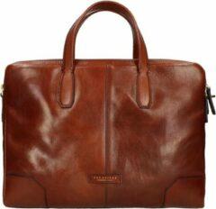Bruine The Bridge Vespucci Briefcase brown