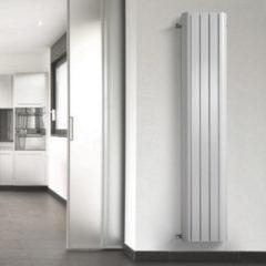 HD Heating Handdoekradiator Alu Smooth Antraciet 180cm Hoog (In 7 Verschillende Maten)
