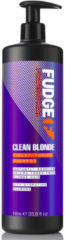 Fudge Professional Clean Blonde Violet Toning Shampoo