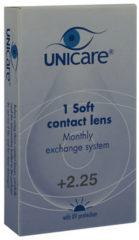 Unicare Zachte Maandlens +2.25 1pack