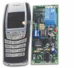 Afstandsbediening via GSM - Velleman Minikits
