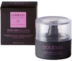 Oolaboo - Beauty Sleep - Face Cream - Face Recovering Nutrition Night Cream - 50 ml