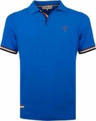 Blauwe Q1905 Polo shirt matchplay konings