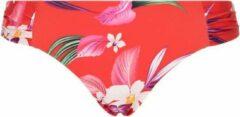 LingaDore - Japanese flower slip - Rood - Maat 36