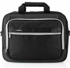 Nedis Notebook-Tas   15 - 16   Riem dragen   10 Compartimenten   110 mm   320 mm   390 mm   Polyester