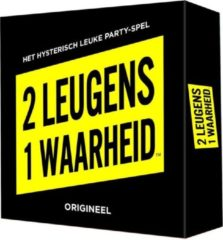 Hygge Games Party Game Partyspel - 2 Leugens 1 Waarheid
