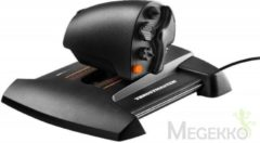 Thrustmaster TWCS Throttle Bewegingscontroller Mac,PC Zwart, Oranje