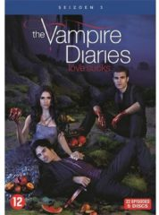 Warner Bros Home Entertainment VAMPIRE DIARIES, THE S3 /S 5DVD BI