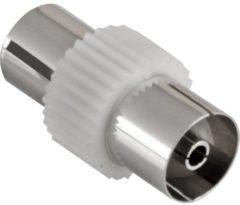Goobay Adapter Koaxial-Buchse auf Koaxial-Buchse Goobay bunt/multi