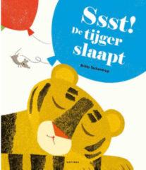 Gottmer Kinderboek | Ssst! De tijger slaapt
