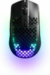 SteelSeries Aerox 3 Draadloze Gaming Muis - Zwart