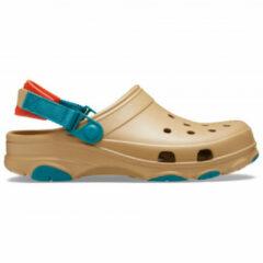 Crocs - Classic All Terrain Clog - Sandalen maat M9 / W11, beige/bruin