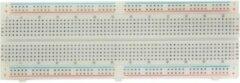 Soldeerloze Breadboard - 830 Insteekpunten