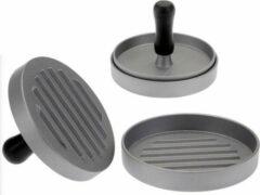 LOKS Hamburgermaker / Hamburgerpers Aluminium (Ø 11 cm)