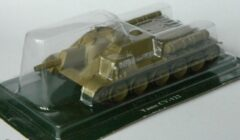 Military Small Tank CY-122 (Groen) 1/72 Die Cast - Leger - Army - Modelauto - Schaalmodel - Leger model