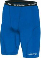 Jartazi Thermobroek Kort Jongens Polyester/elastaan Blauw Mt 158/164