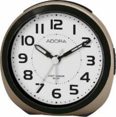 Mooi wekker van Adora Brons /zwart licht sensor