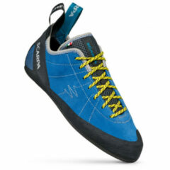 Blauwe Scarpa - Helix - Klimschoenen maat 46,5 zwart/blauw/grijs