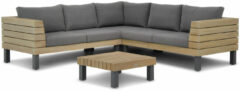Grijze Lifestyle Garden Furniture Lifestyle Atlantic hoek loungeset 4-delig