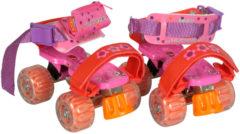 Rosa HUDORA Rollschuhe Roller Skates Girlie