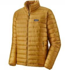 Gouden Patagonia Down Sweater Jacket geel