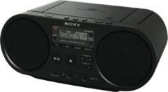 Zwarte Sony ZS-PS50 - Radio/cd-speler - Zwart